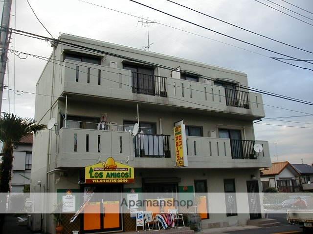 東京都町田市、成瀬駅徒歩24分の築21年 3階建の賃貸マンション