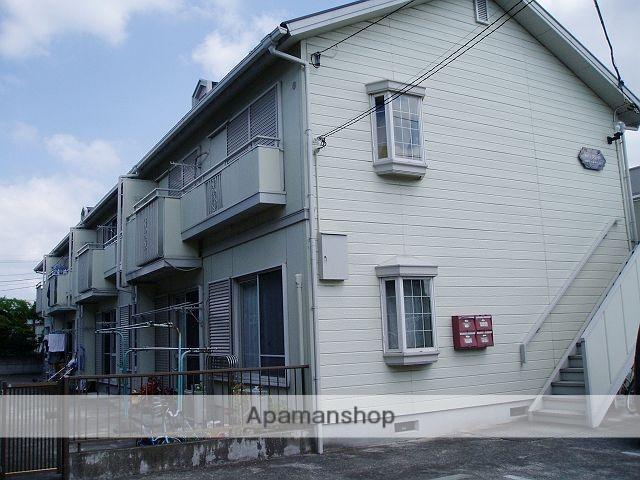 東京都町田市、町田駅徒歩10分の築27年 2階建の賃貸アパート