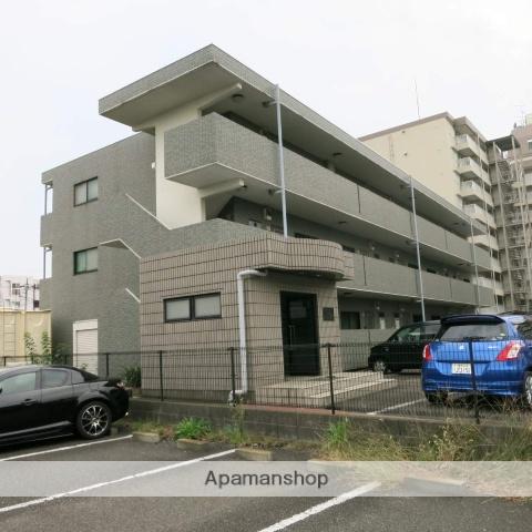 神奈川県相模原市南区、古淵駅徒歩24分の築22年 3階建の賃貸マンション