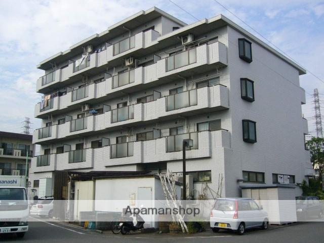 東京都町田市、町田駅徒歩20分の築26年 5階建の賃貸マンション