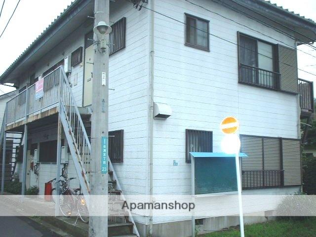 神奈川県相模原市南区、古淵駅徒歩10分の築30年 2階建の賃貸アパート