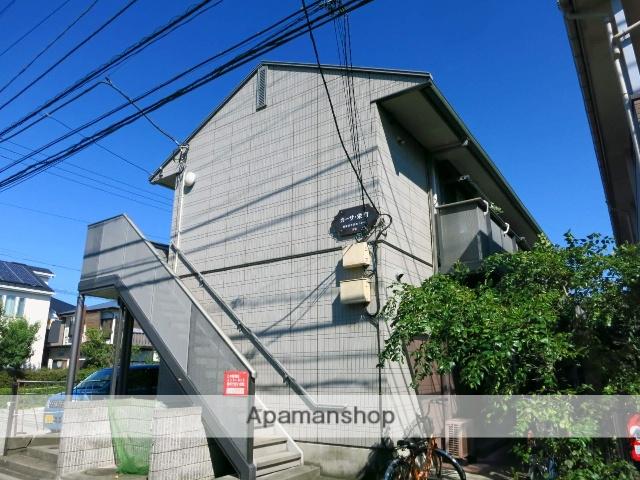 神奈川県相模原市南区、相模大野駅徒歩15分の築17年 2階建の賃貸アパート