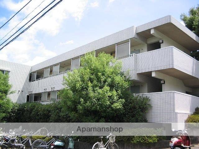 神奈川県相模原市南区、町田駅徒歩12分の築31年 3階建の賃貸マンション