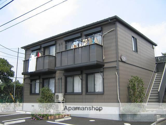 神奈川県相模原市南区、古淵駅徒歩25分の築14年 2階建の賃貸アパート