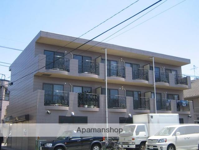 神奈川県相模原市南区、古淵駅徒歩10分の築20年 3階建の賃貸マンション