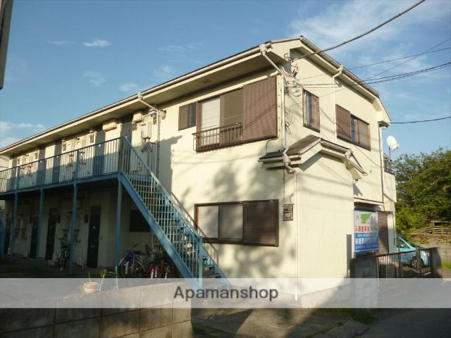 神奈川県相模原市南区、町田駅徒歩41分の築23年 2階建の賃貸アパート