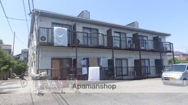 神奈川県相模原市南区、古淵駅徒歩25分の築25年 2階建の賃貸アパート