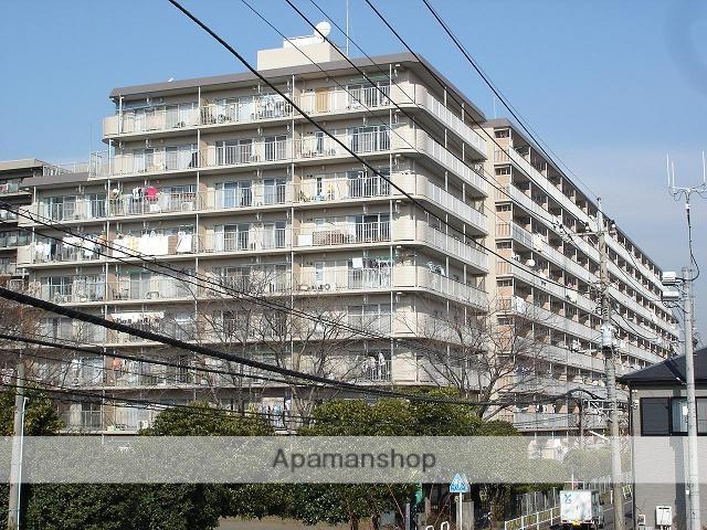 神奈川県相模原市南区、古淵駅徒歩8分の築37年 9階建の賃貸マンション
