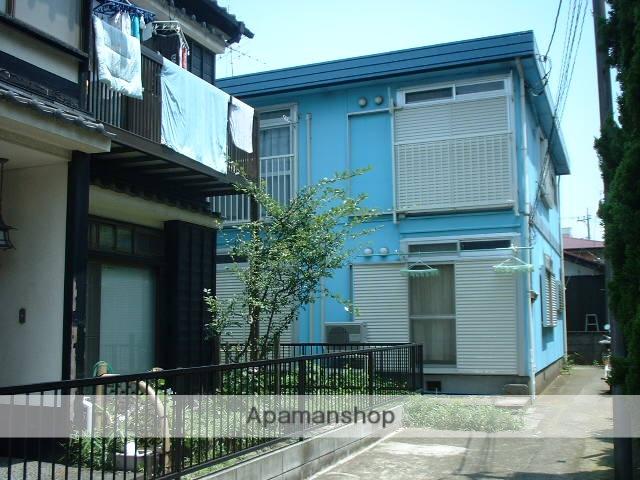 神奈川県相模原市南区、小田急相模原駅徒歩15分の築42年 2階建の賃貸アパート