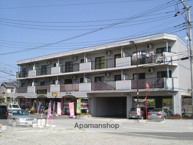 神奈川県相模原市南区、古淵駅徒歩4分の築20年 3階建の賃貸マンション