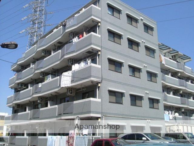 神奈川県相模原市南区、町田駅徒歩35分の築20年 5階建の賃貸マンション