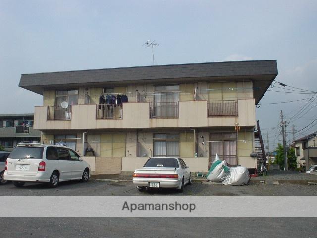 神奈川県相模原市南区、町田駅徒歩50分の築35年 2階建の賃貸アパート