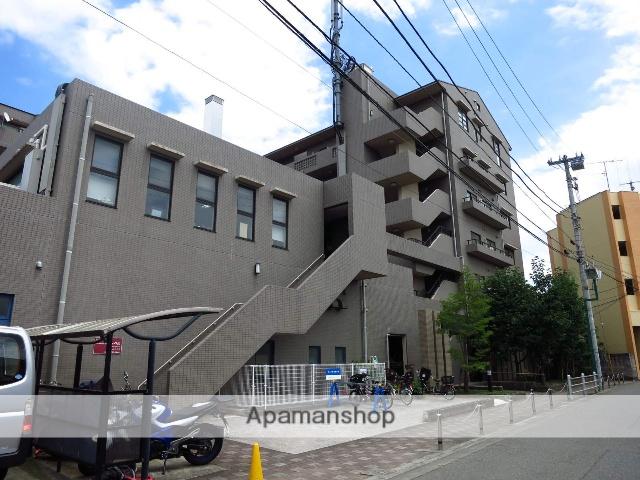 神奈川県相模原市南区、相模大野駅徒歩22分の築17年 6階建の賃貸マンション