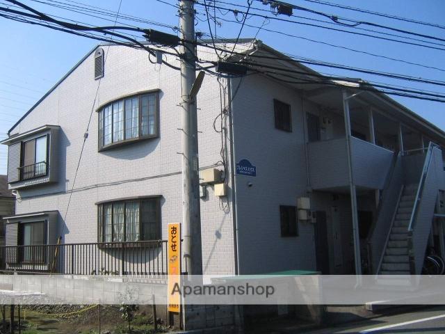 神奈川県相模原市南区、古淵駅徒歩1分の築25年 2階建の賃貸アパート