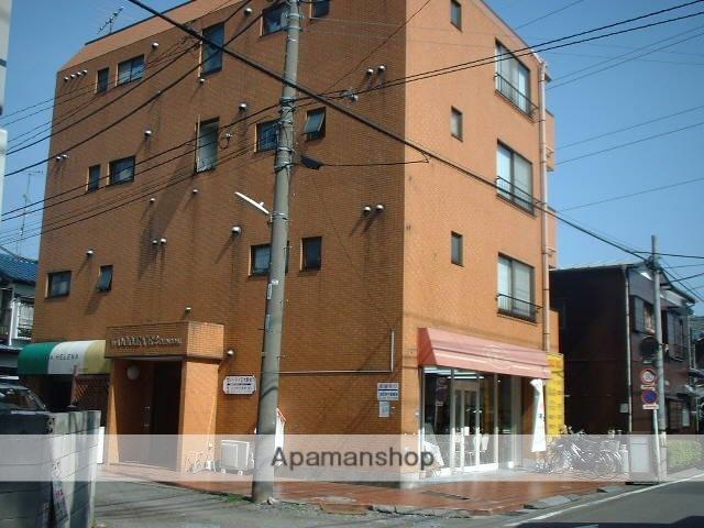 神奈川県相模原市南区、古淵駅徒歩20分の築24年 4階建の賃貸マンション