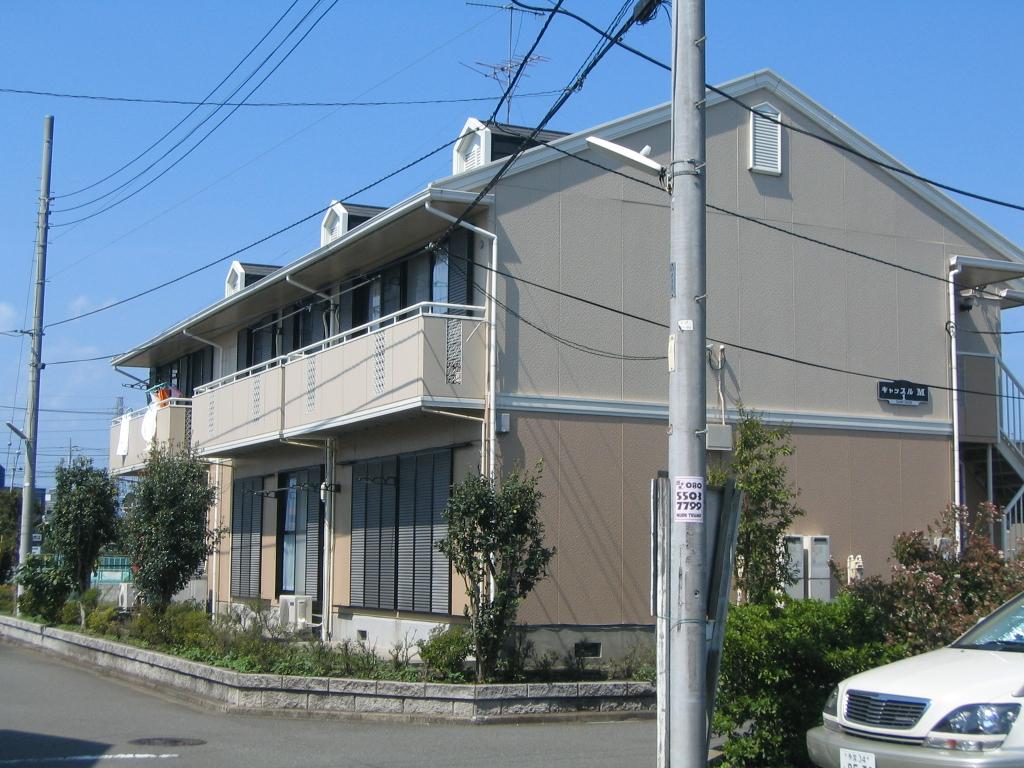 神奈川県相模原市南区、原当麻駅徒歩5分の築25年 2階建の賃貸アパート