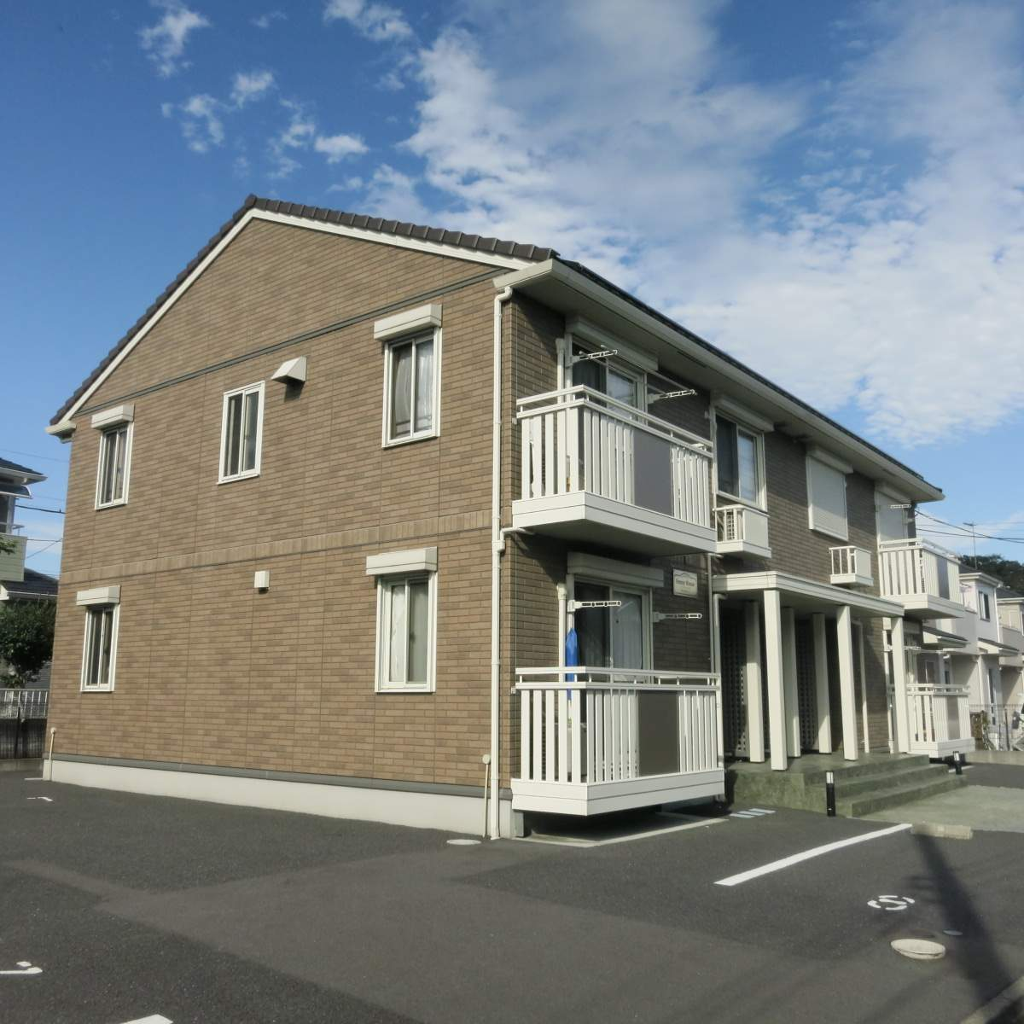 神奈川県相模原市南区、相武台下駅徒歩28分の築11年 2階建の賃貸アパート