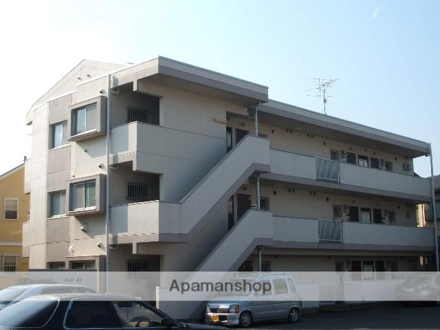 神奈川県相模原市南区、小田急相模原駅徒歩7分の築28年 3階建の賃貸マンション