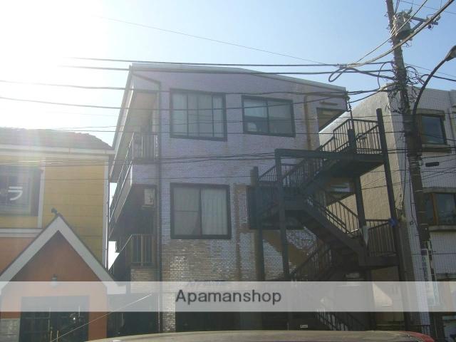 神奈川県相模原市南区、相模大野駅バス8分双葉入口下車後徒歩2分の築25年 3階建の賃貸マンション