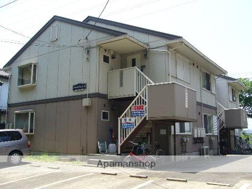 神奈川県相模原市南区、相武台下駅徒歩8分の築26年 2階建の賃貸アパート