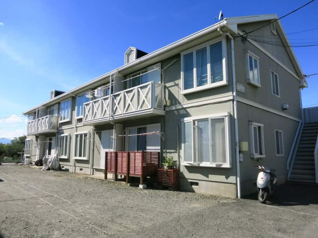 神奈川県相模原市南区、相武台下駅徒歩20分の築24年 2階建の賃貸アパート