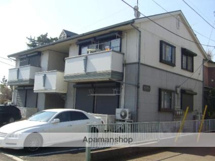 神奈川県座間市、相武台前駅徒歩5分の築22年 2階建の賃貸アパート