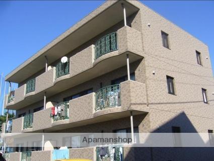 神奈川県相模原市南区、相武台前駅徒歩12分の築12年 3階建の賃貸マンション