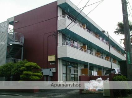 神奈川県相模原市南区、小田急相模原駅徒歩13分の築30年 3階建の賃貸マンション