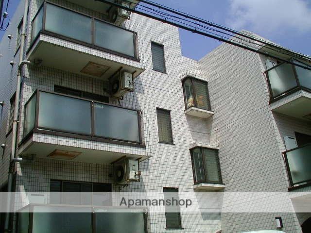 神奈川県座間市、小田急相模原駅徒歩28分の築27年 4階建の賃貸マンション