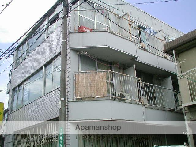 神奈川県相模原市南区、相武台前駅徒歩3分の築26年 3階建の賃貸マンション