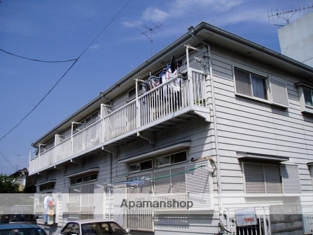 神奈川県座間市、相武台前駅徒歩3分の築27年 2階建の賃貸アパート