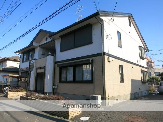 神奈川県座間市、小田急相模原駅徒歩15分の築24年 2階建の賃貸アパート