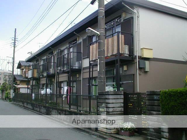 神奈川県相模原市南区、相武台前駅徒歩8分の築34年 2階建の賃貸アパート
