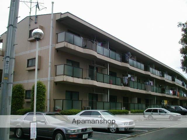 神奈川県座間市、相武台前駅徒歩17分の築22年 3階建の賃貸マンション