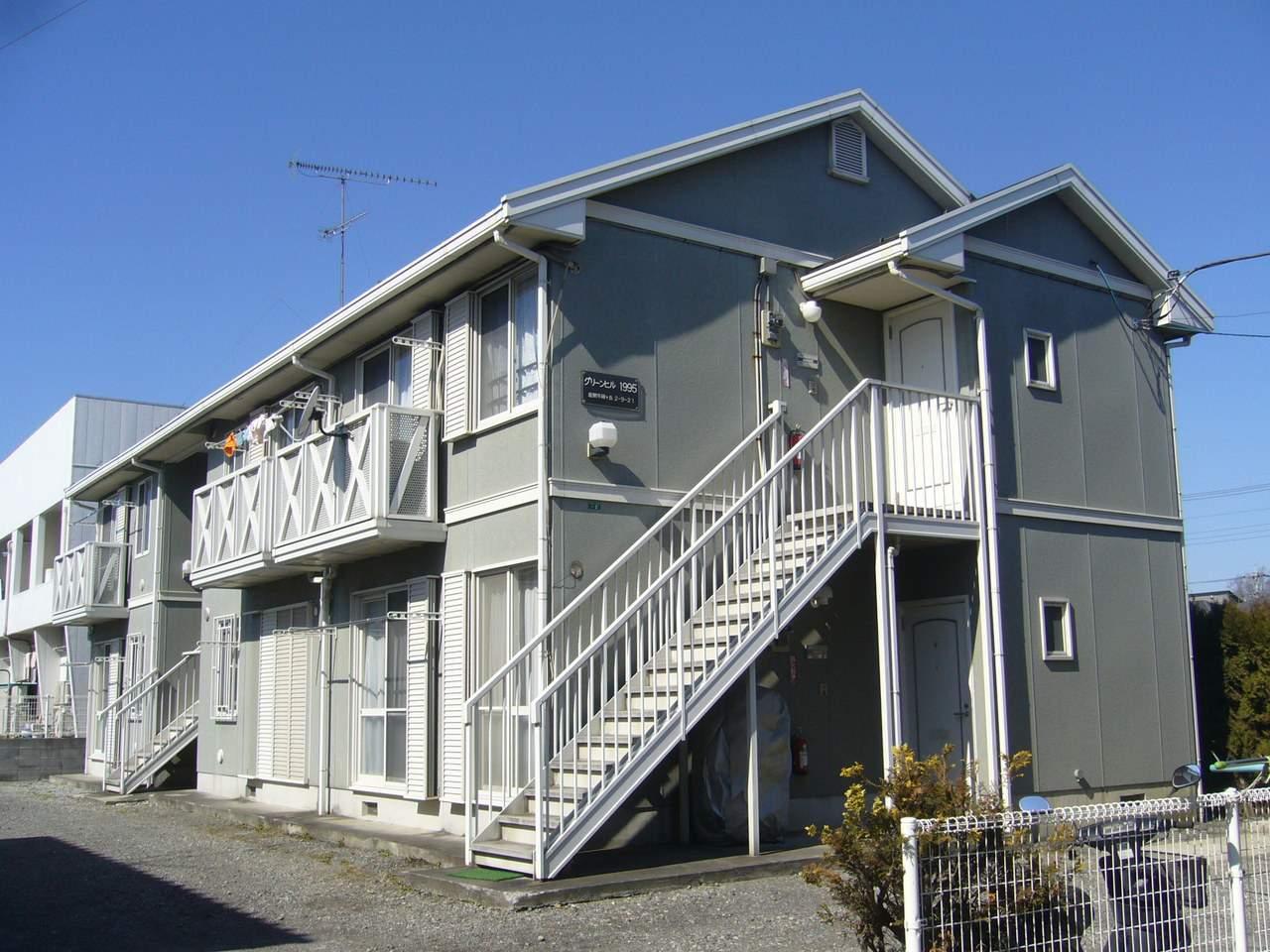 神奈川県座間市、相武台前駅徒歩15分の築22年 2階建の賃貸アパート