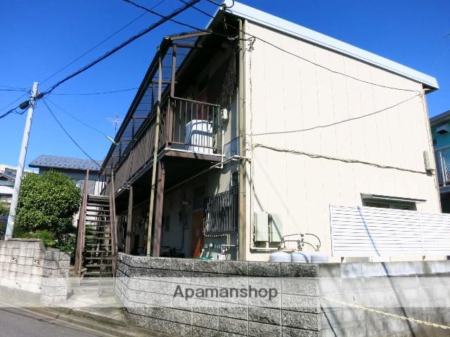 神奈川県相模原市南区、小田急相模原駅徒歩5分の築35年 2階建の賃貸アパート