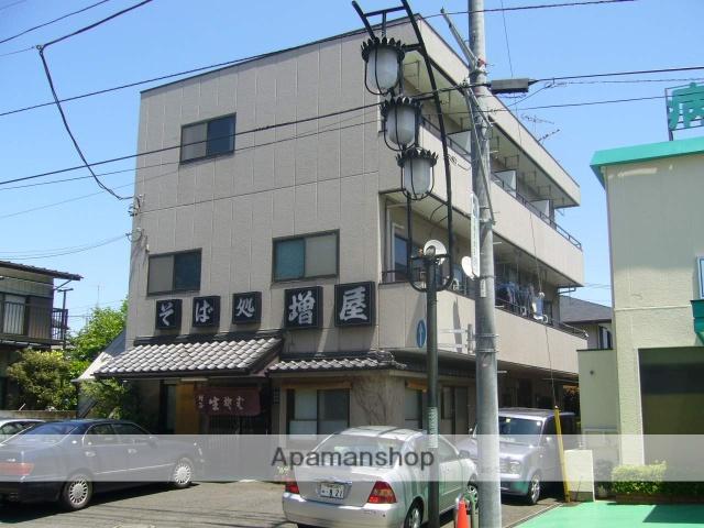 神奈川県相模原市南区、小田急相模原駅徒歩10分の築29年 3階建の賃貸マンション