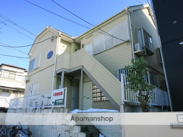 神奈川県相模原市南区、小田急相模原駅徒歩21分の築28年 2階建の賃貸アパート