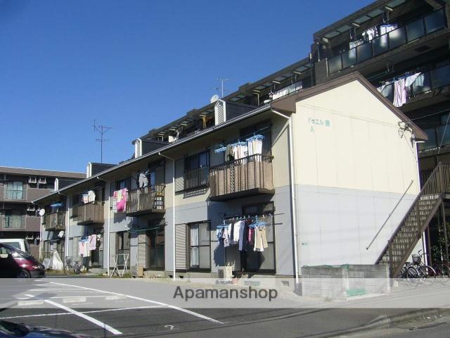 神奈川県相模原市南区、相武台前駅徒歩15分の築32年 2階建の賃貸アパート