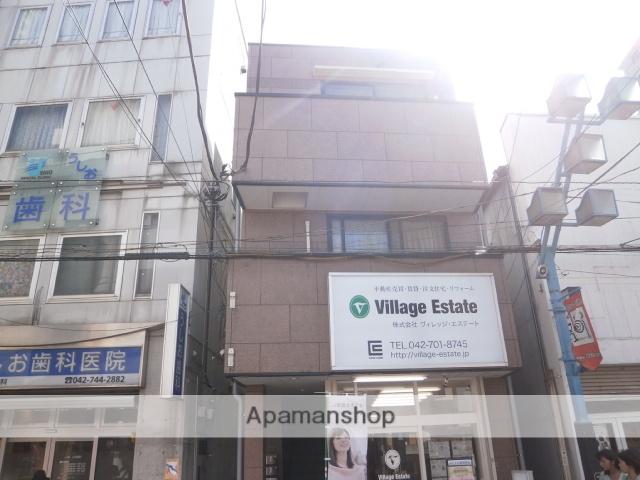 神奈川県相模原市南区、小田急相模原駅徒歩2分の築23年 3階建の賃貸マンション