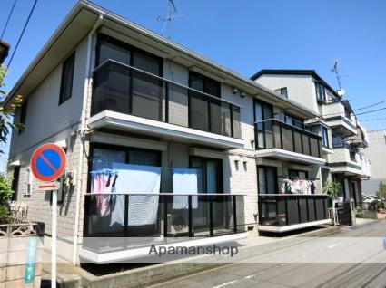神奈川県相模原市中央区、淵野辺駅徒歩10分の築26年 2階建の賃貸アパート