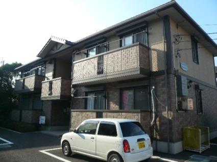 神奈川県相模原市緑区、相模原駅バス11分東原宿下車後徒歩7分の築12年 2階建の賃貸アパート