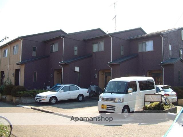 神奈川県相模原市緑区、橋本駅徒歩16分の築29年 2階建の賃貸テラスハウス