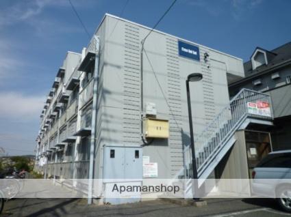 神奈川県相模原市中央区、淵野辺駅徒歩14分の築30年 3階建の賃貸マンション