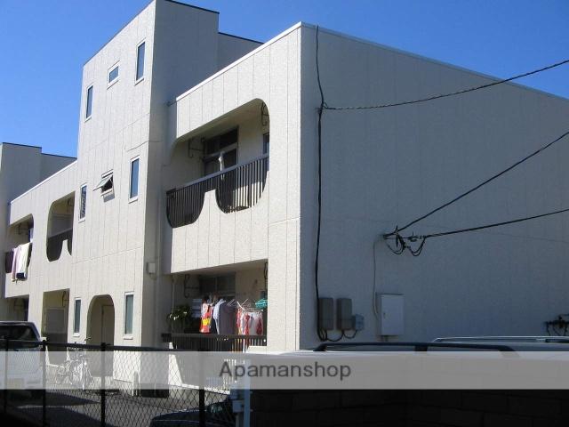 神奈川県相模原市中央区、淵野辺駅徒歩12分の築38年 2階建の賃貸マンション