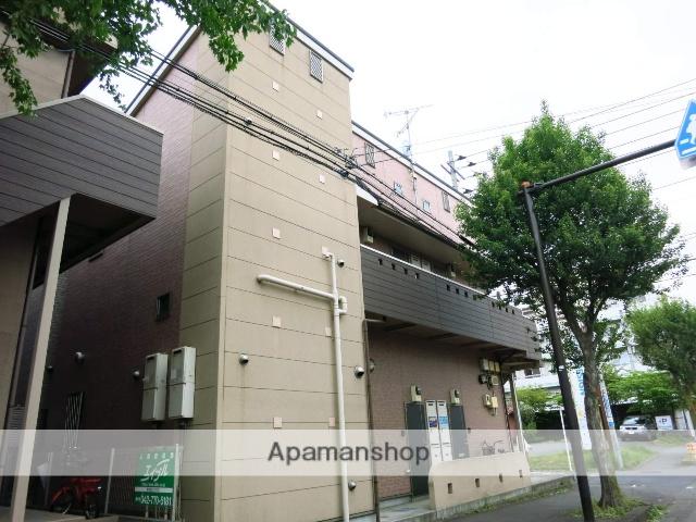 神奈川県相模原市中央区、古淵駅徒歩32分の築10年 2階建の賃貸アパート