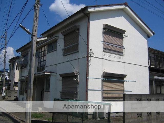 神奈川県相模原市中央区、上溝駅徒歩15分の築35年 2階建の賃貸アパート