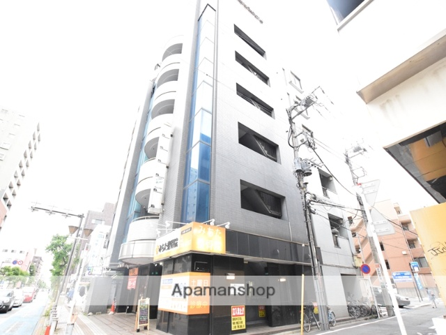 神奈川県相模原市中央区、淵野辺駅徒歩25分の築28年 5階建の賃貸マンション