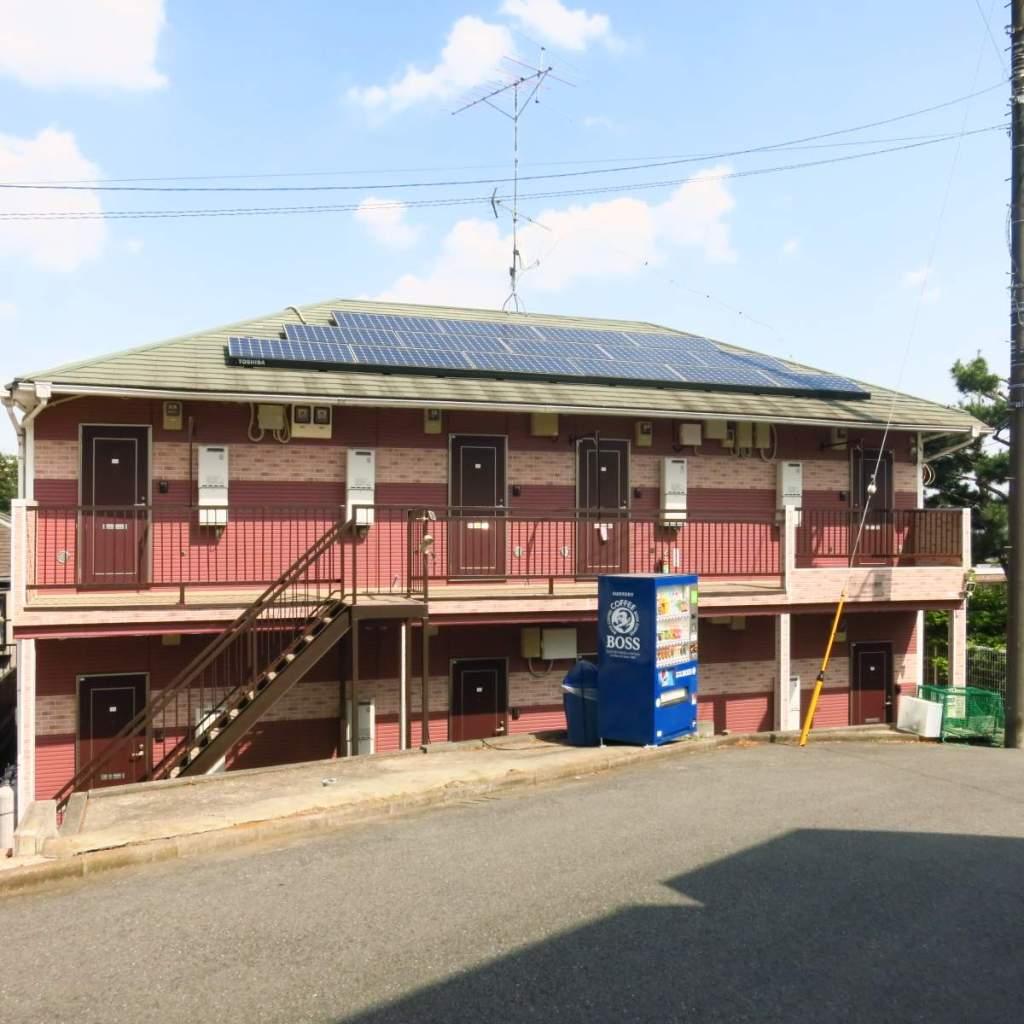 東京都町田市、橋本駅徒歩23分の築9年 2階建の賃貸アパート