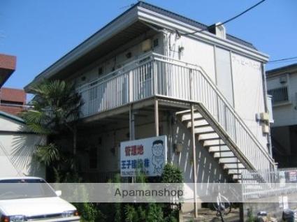 神奈川県相模原市緑区、橋本駅徒歩19分の築25年 2階建の賃貸アパート